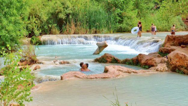 Havasupai Falls romance