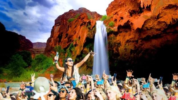 Havasupai falls reservations