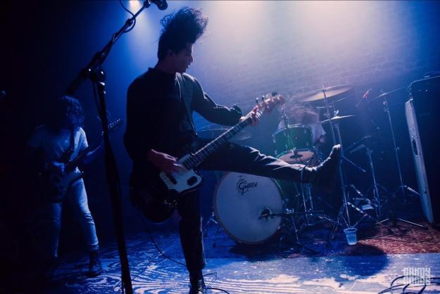 Teenage Wrist at the Hi Hat shot by Danielle Gornbein
