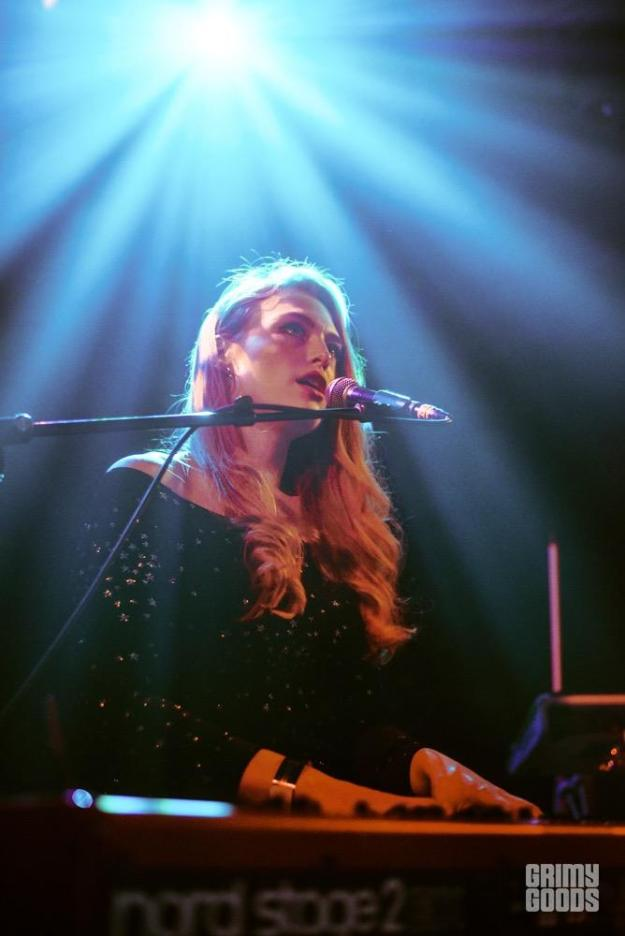Freya Ridings at the Troubadour