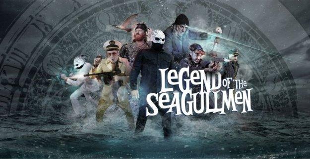 Legend of the Seagullmen