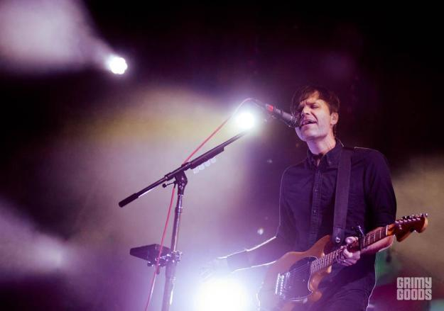 Death Cab For Cutie at the Hollywood Forever