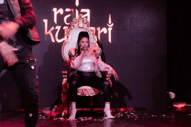 Raja Kumari. Photo Farah Sosa