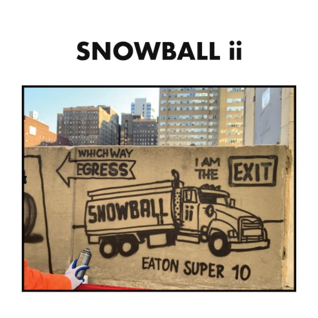 Snowball ii artwork