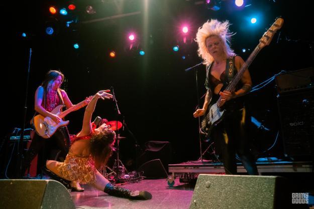 Thunder Pussy at El Rey Theatre