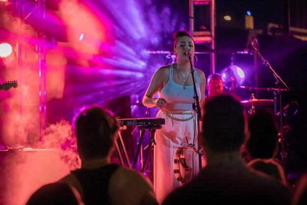 Future Sounds. Raquel Rodriguez