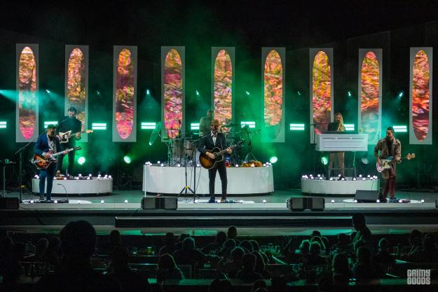 Lord Huron at The Hollywood Bowl -- Photo by ZB Images