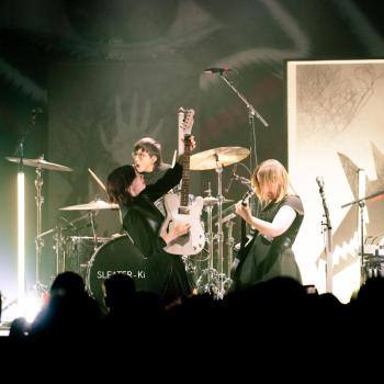 Sleater-Kinney at Hollywood Palladium