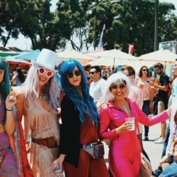 music festival photos