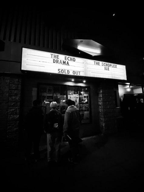 Drama at The Echo -- Photo: Ana Baca