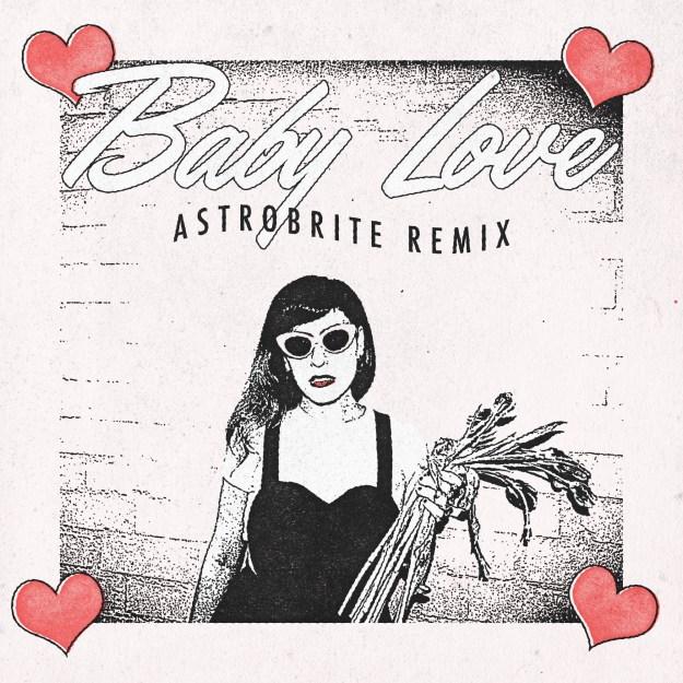 Taleen kali baby love remix