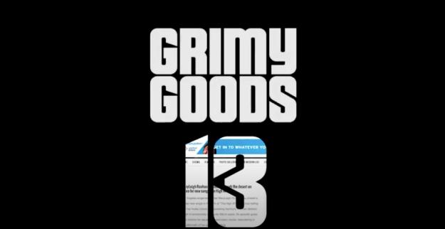 Grimy Goods Celebrates 13 years with Mini Documentary