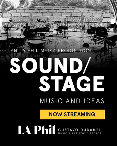 LA Phil Sound Stage