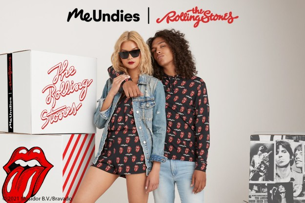 MeUndiesMeUndies Rolling Stones underwear and bras