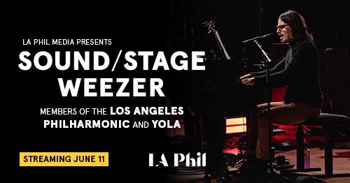 Weezer LA Phill