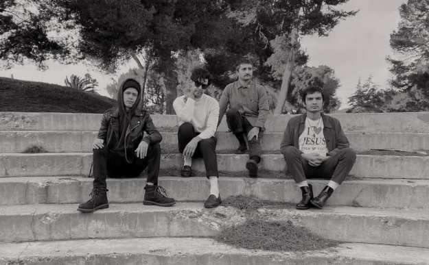 Los Angeles Band Aparte's Biting New EP is a Post Punk Paradise