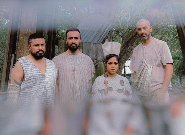 """Combo Chimbita share new song / video """"Mujer Jaguar"""" -- a fervent rallying cry for a new and better world"""