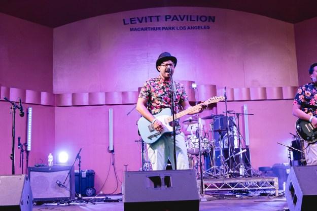 Photos: Paranoias at Levitt Pavilion