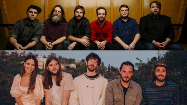 Mt. Joy and Trampled By Turtles to play The Greek Theatre -- win a pair of tickets!