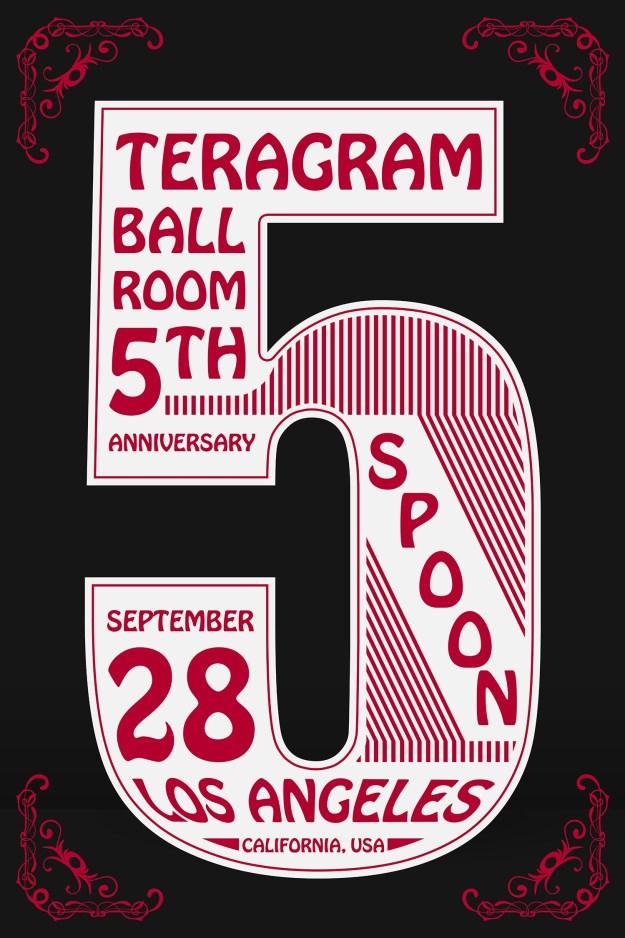 spoon at teragram ballroom 2021