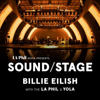 Billie Eilish LA Phil Sound Stage
