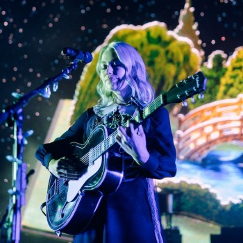 Phoebe Bridgers at the Greek Theater by Steven Ward