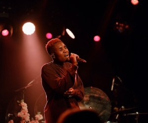 Arlo Parks at Moroccan Lounge