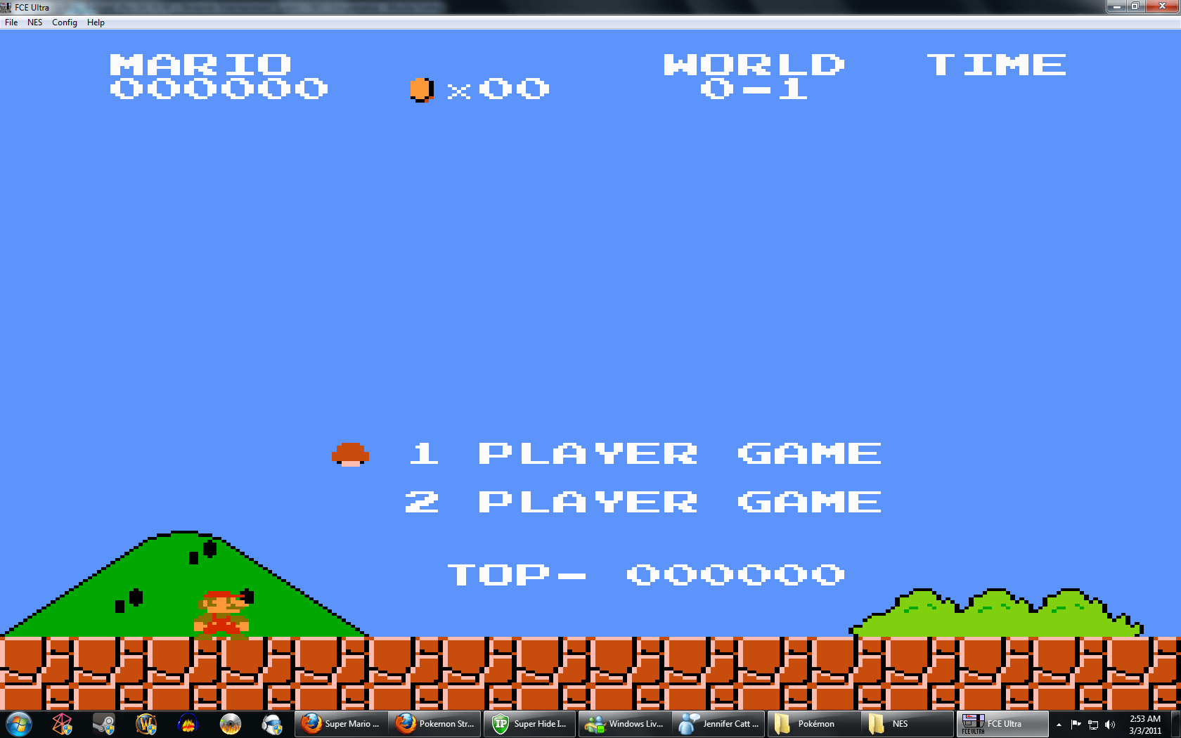 Super Mario Remake Play In Your Browser Grind Design