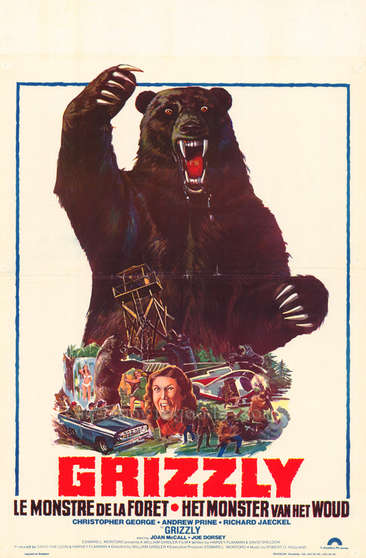 Grizzly 1976 The Deuce
