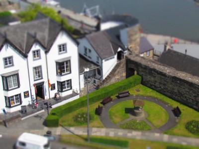 Castle Square, Conwy