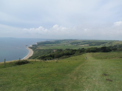 Down towards Ringstead