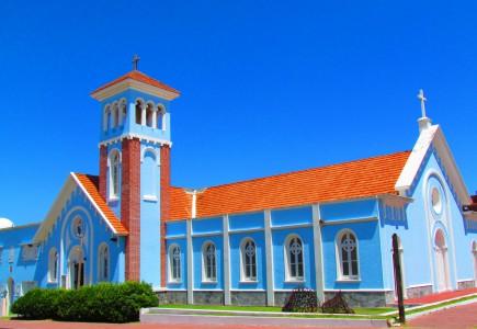 Church, Punta del Este