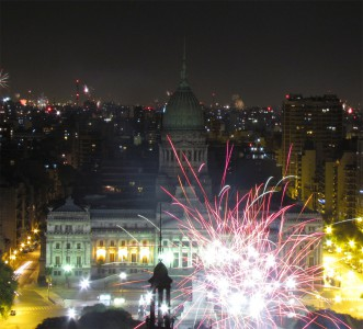 New Years Eve in Buenos Aires