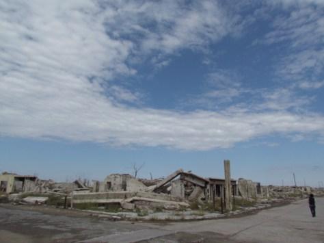 Ruins, Villa Epecuen
