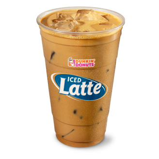 Image Result For How Many Calories Does A Dunkin Donuts Iced Coffee Have