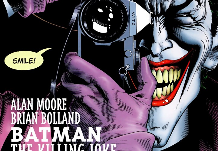 Trailer/Comic – Batman: The Killing Joke