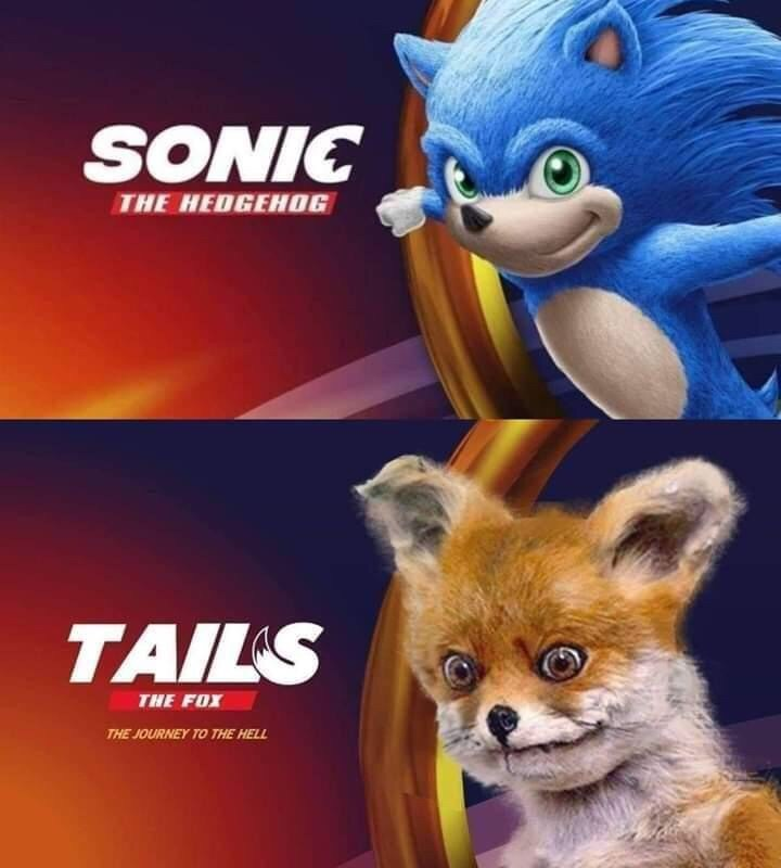 Sonic, Tails, and Knuckles, Too?
