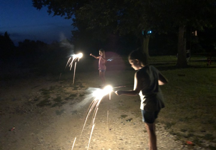 Time-lapse Fun on The Fourth