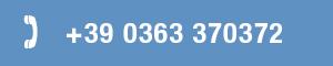 Contatto telefonico +39 0363 370372