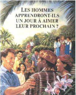 Le paradis selon les témoins de Jéhovah