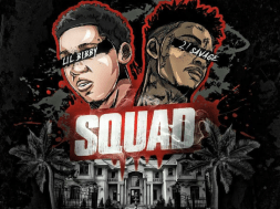 lil bibby and 21 savage squad