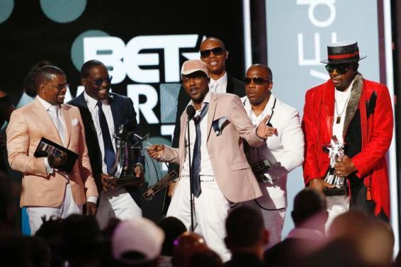 New Edition BET Awards