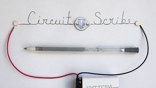 The Circuit Scribe.