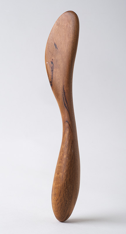 Butter knife, in cherry