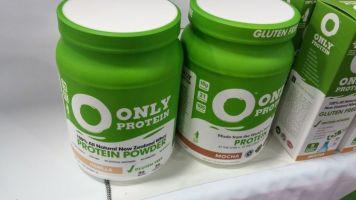 Only Protein gluten free protein powder