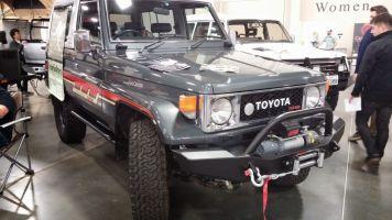 Toyota Landcruisers