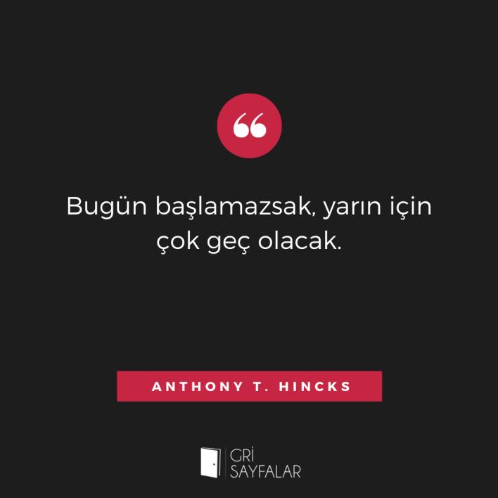 anthony t. hincks tembellik