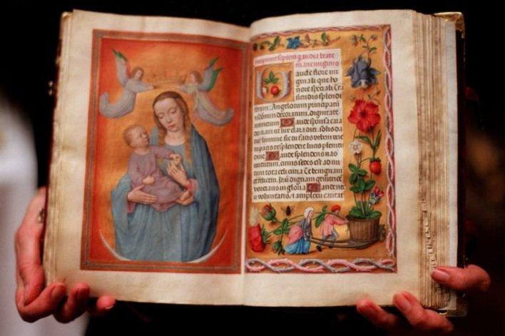 rotschild prayer book