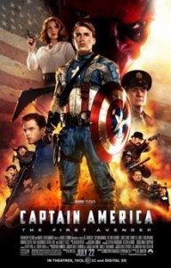captain america the first avenger film