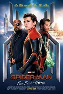 spider-man far from home film